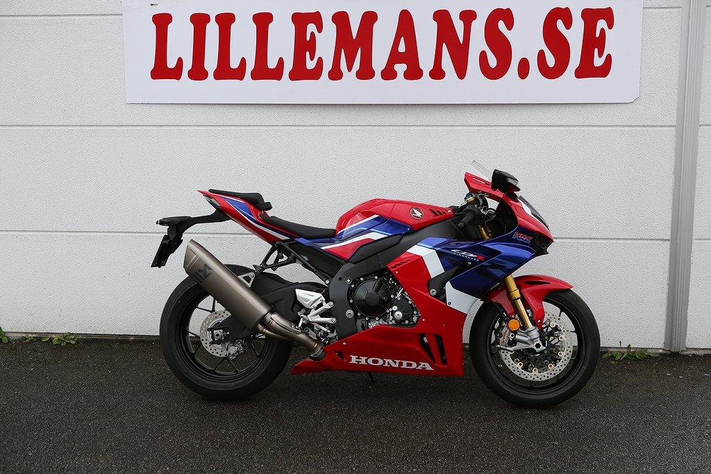 Honda CBR 1000 RRR SP Fireblade