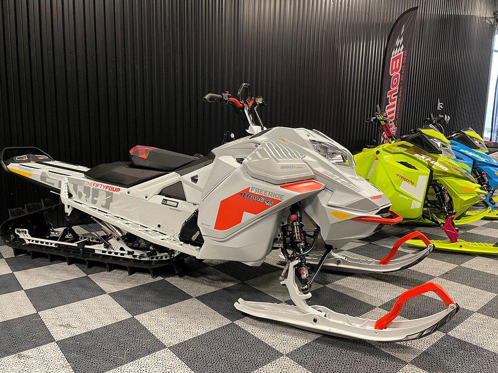 """Ski-doo freeride 154"""" 850 Turbo -21"""