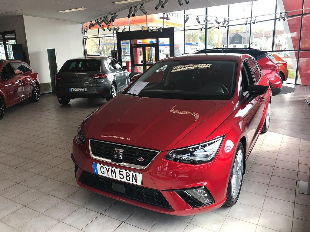 Seat Ibiza 1.0 EcoTSI Euro 6 115hk
