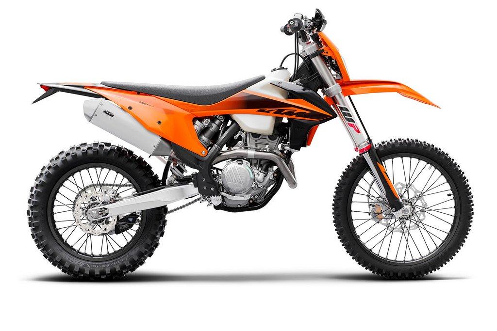 KTM 250 EXC-F *Omgående leverans* -2020