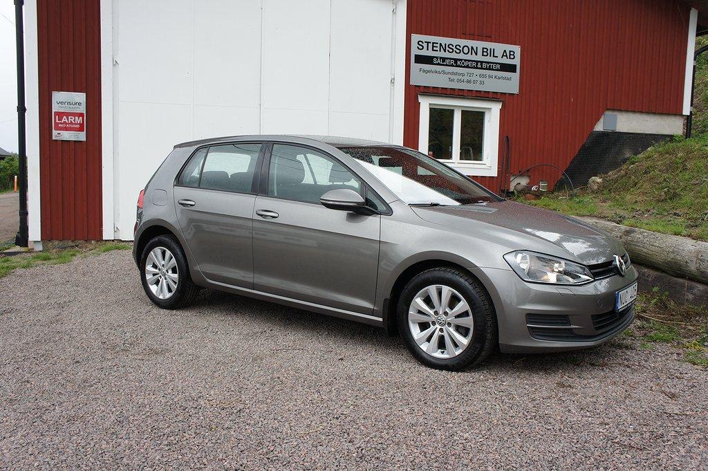 Volkswagen Golf 5d 1.2 Nybytt kamrem BlueMotion Style 105hk