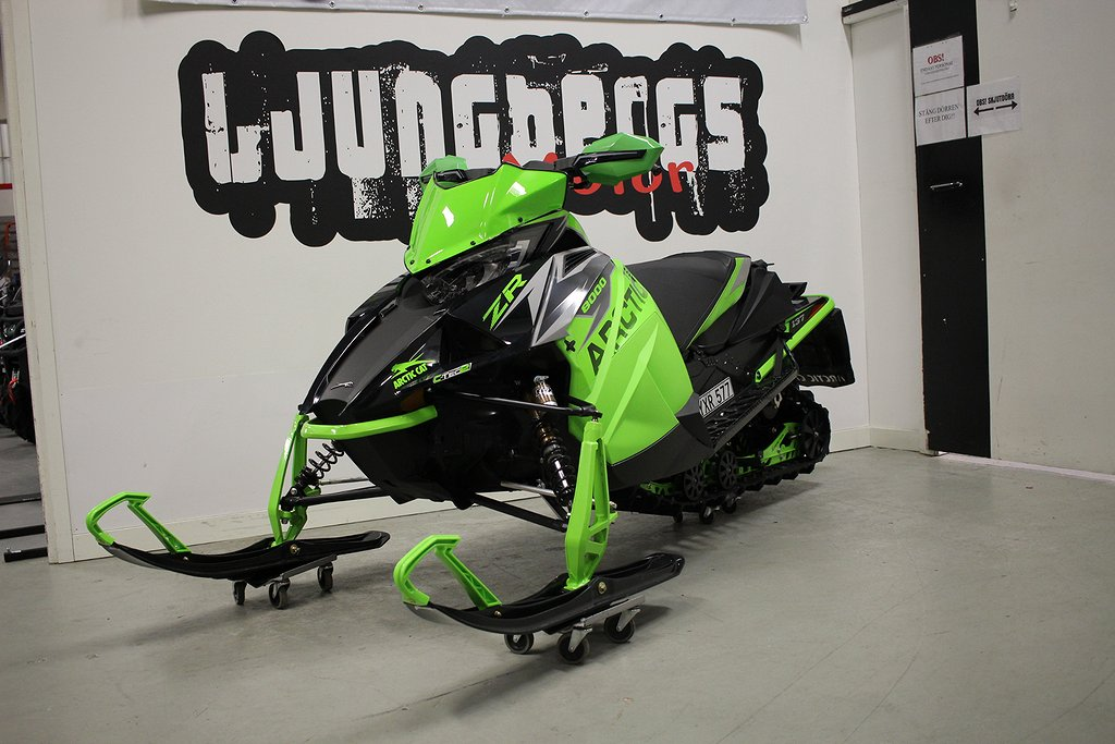 Arctic Cat ZR 8000 2019