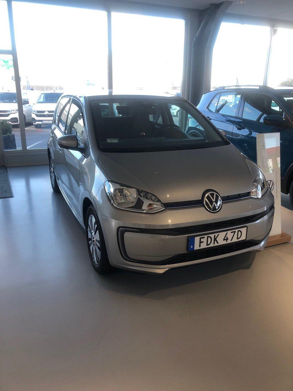 Volkswagen e-up! 36.8  kWh