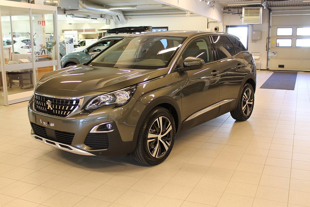 Peugeot 3008 ALLURE BlueHDi 130 AUT