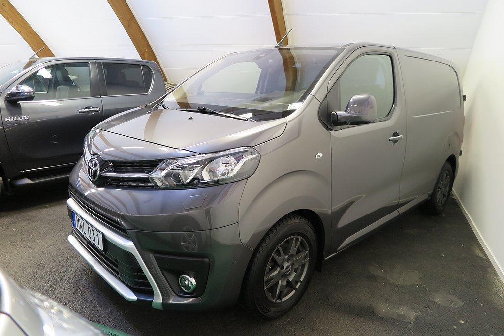 Toyota Proace Compact 1,6(115hk) Professional