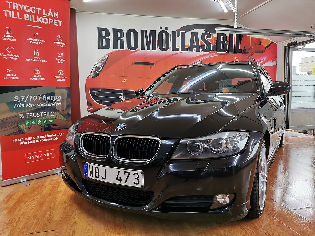 BMW 320 i Touring Automat Comfort, Dynamic 170hk (NY SER ,BES)