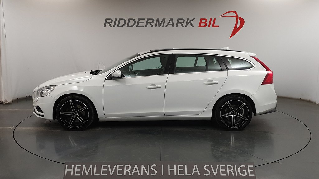 Volvo V60 D4 AWD (163hk)