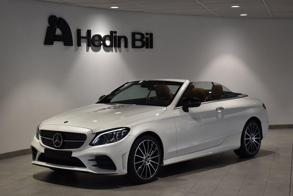 Mercedes-Benz C 200 Mercedes-Benz C CAB//AMG//PREMIUM PAKET PLUS//