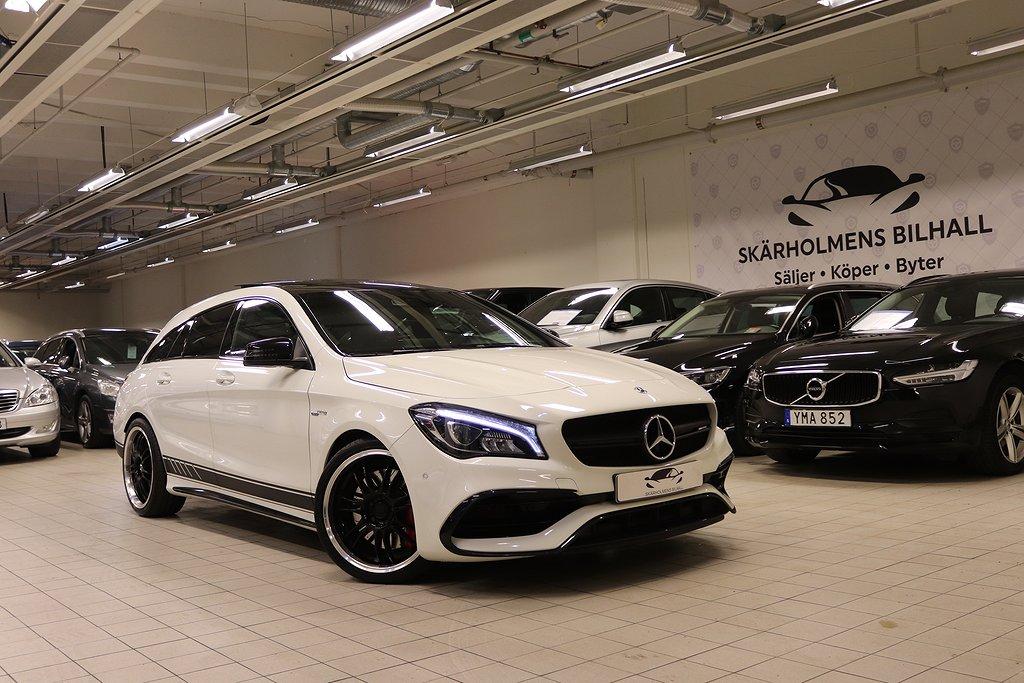Mercedes-Benz AMG CLA 45 4-MATIC SPORTAVGAS