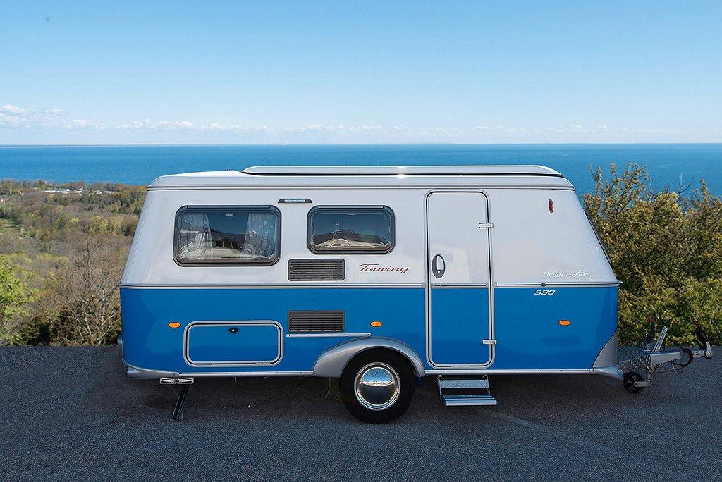 Hymer Eriba Troll 530 Ocean Drive Dubbelbädd