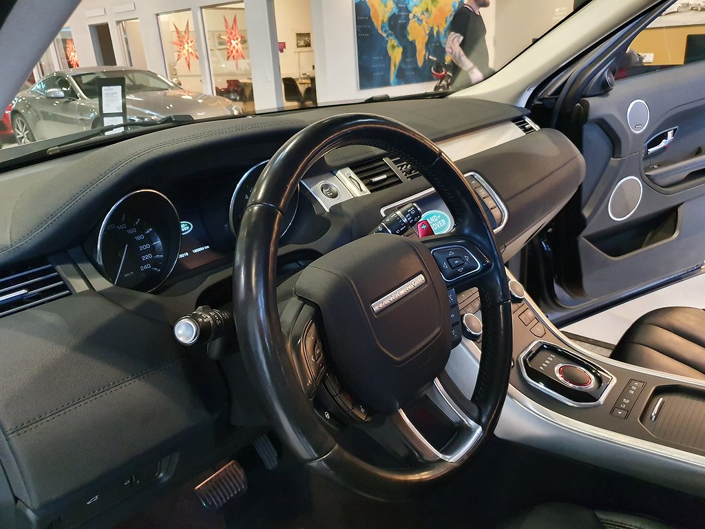 Land Rover Range Rover Evoque 2.2 TD4 4WD British Edition