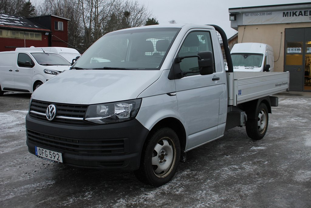 Volkswagen Transporter Pickup 204hk*