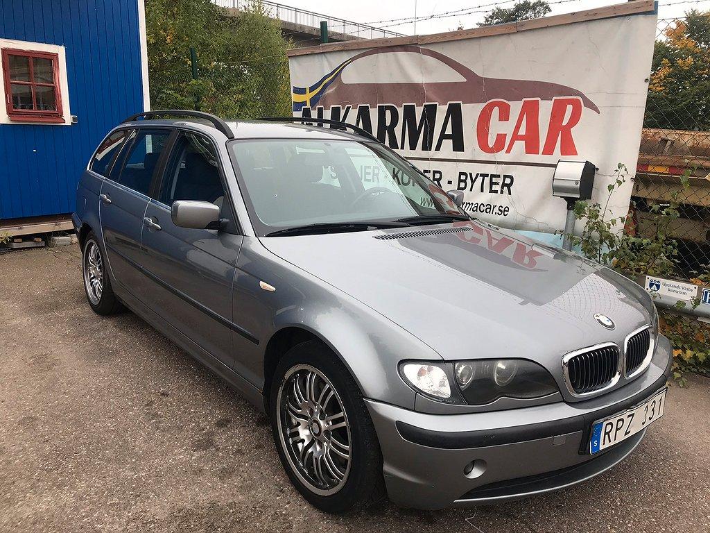 BMW 330x d Touring Automat 204hk