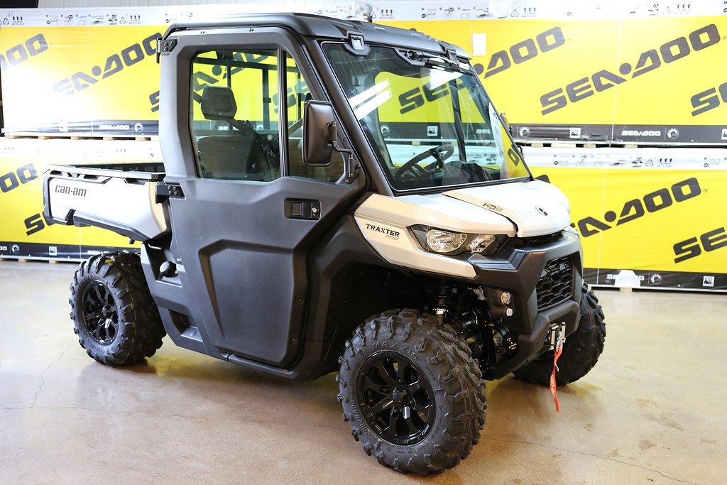 Can-Am Traxter HD8 PRO T Traktor-B HYTTPAKET *DEMO* REARACE