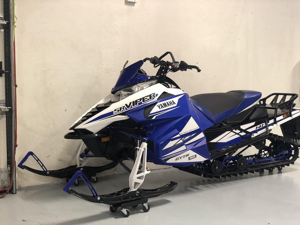 Yamaha SR Viper 141 Kampanj