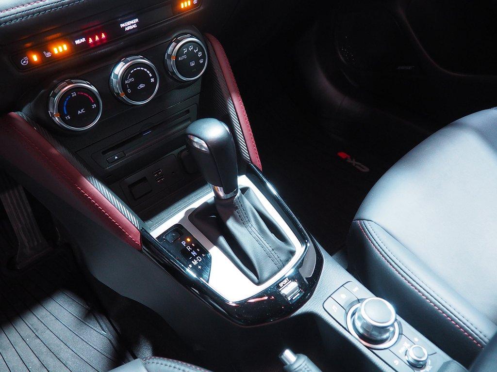 Mazda CX-3 2.0 Optimum Automat BOSE Backkamera 2018