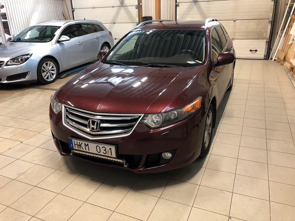 Honda Accord 2,0 Elegance Aut Kombi