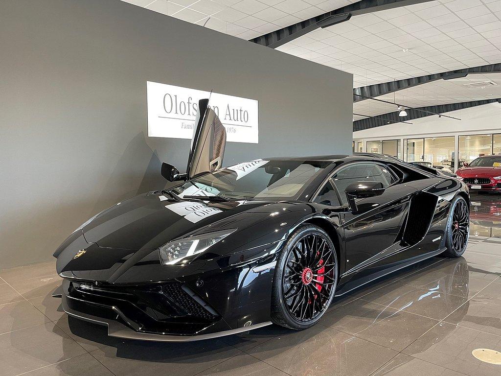 Lamborghini Aventador S LP 740-4 Capristo