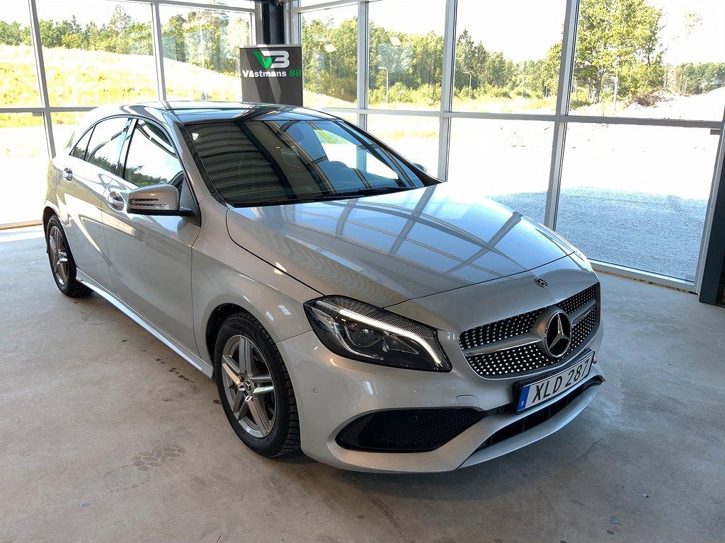 Mercedes-Benz A 180d/AMG Sport/PANORAMA