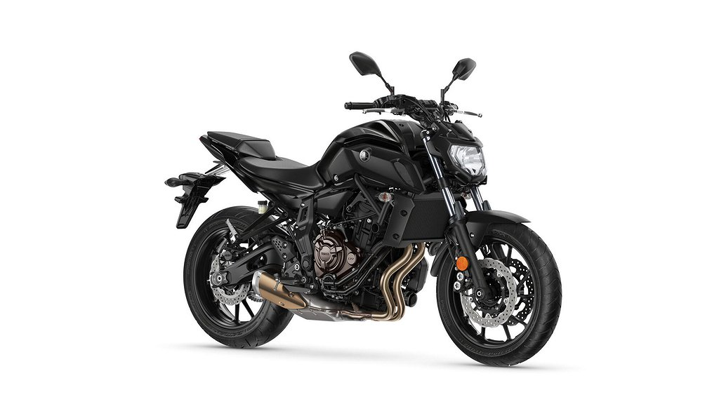 Yamaha MT-07 35KW MELLAN MC