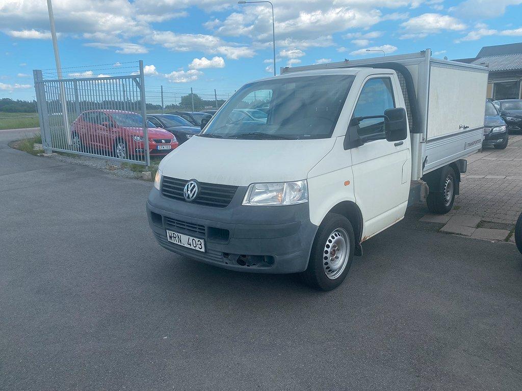 Volkswagen Transporter Chassi 1.9 TDI Comfort 86hk