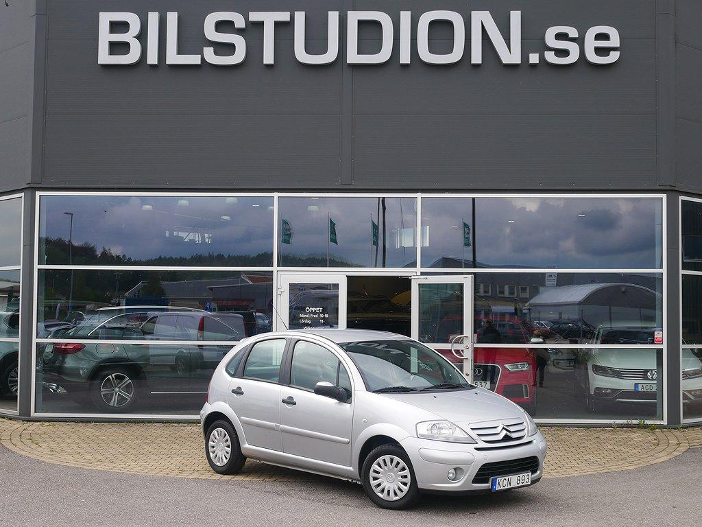 Citroën C3 1.4 73hk,10500mil