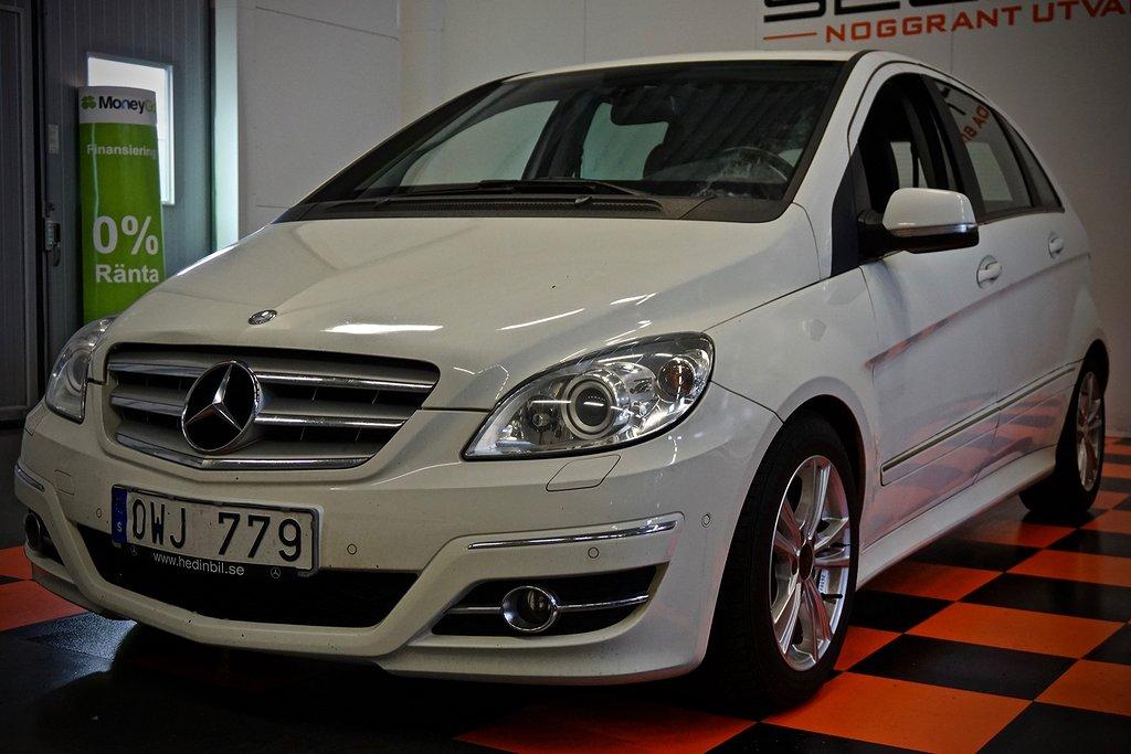 Mercedes-Benz B 200 CDI / Automat / AMG-sport 140hk