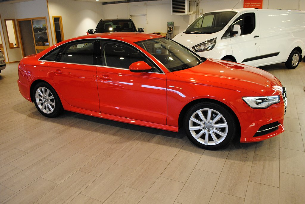 Audi A6 2.0 TDI Ultra S-Line Sport Edition 190 Euro 6