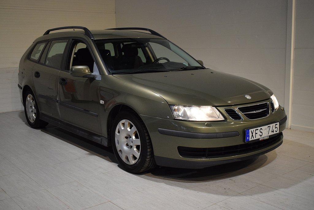 Saab 9-3 SportCombi 1.9 TiD Linear Dragkrok 2006