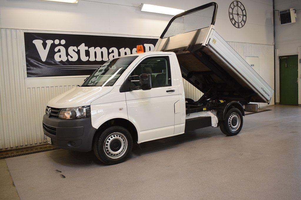 Volkswagen Transporter 2.0TDI 140hk/Tippflak/Comfort
