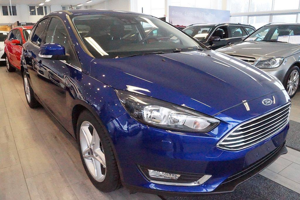 Ford Focus 1.0T EcoBoost 100 hk TITANIUM 5D
