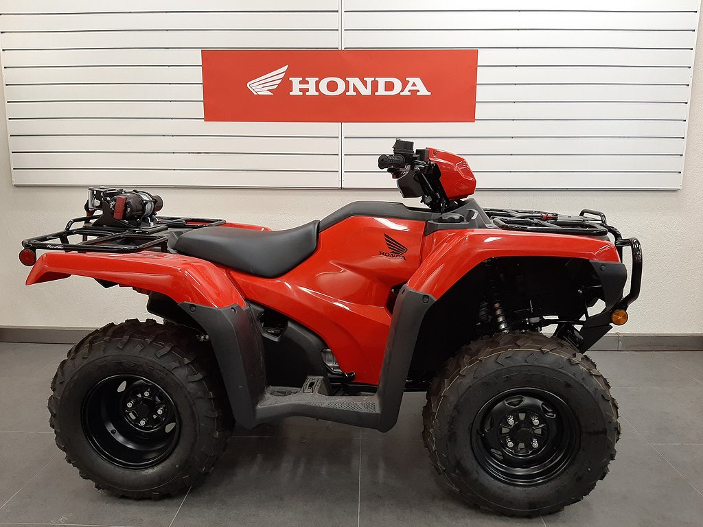 Honda Foreman EPS WH1