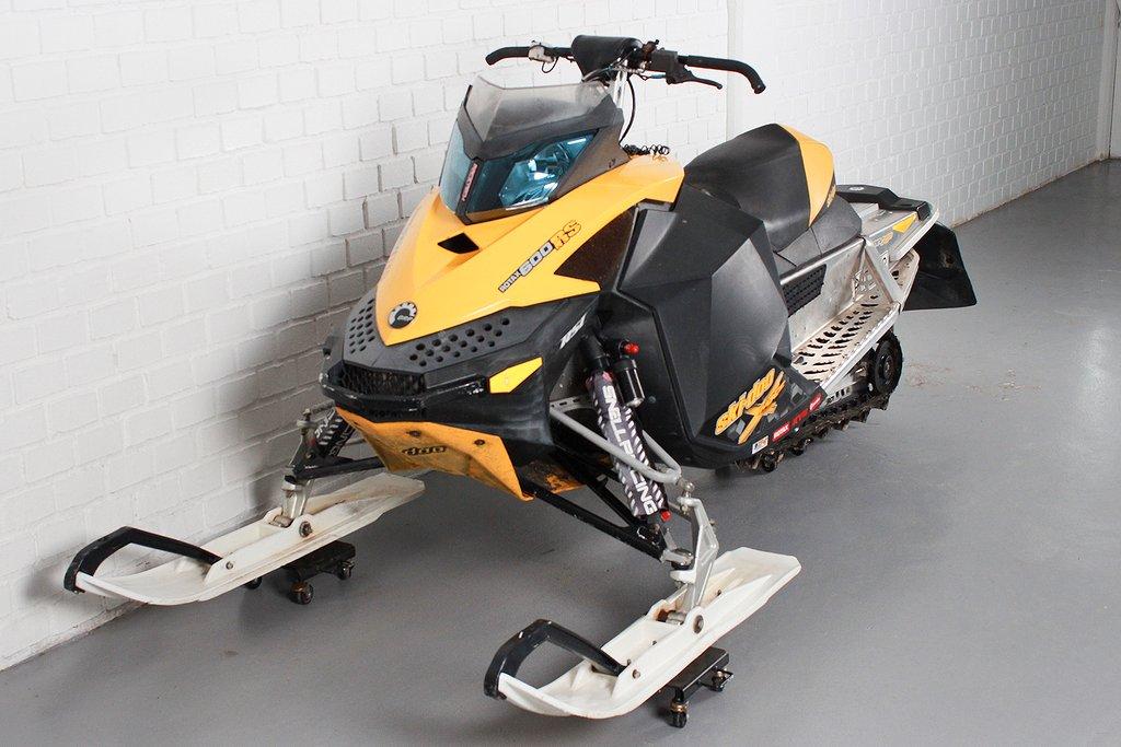 Ski-doo MXZ 600 Rs