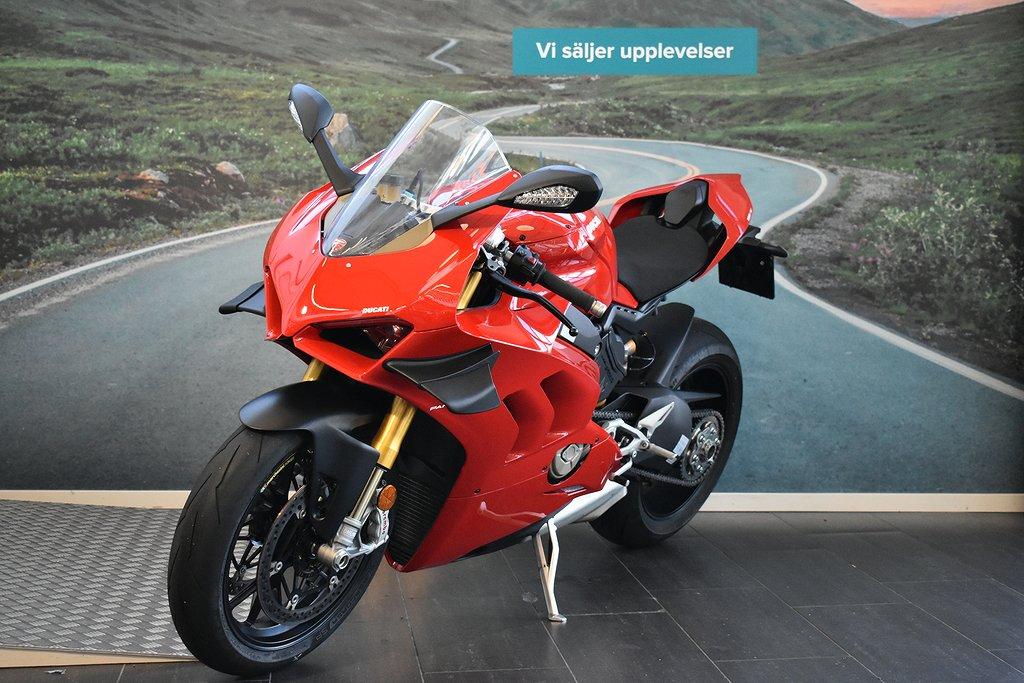 Ducati Panigale V4S - Omgående Leverans!