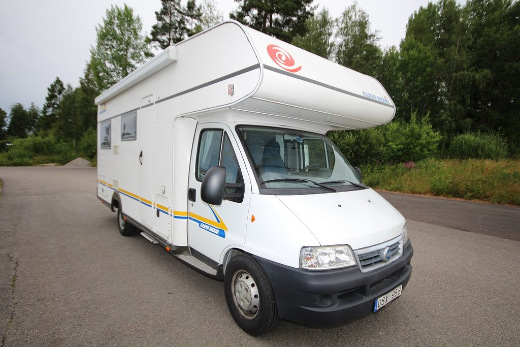 Eura Mobil MOBIL S 665 HS