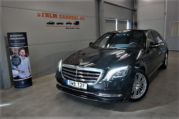 Mercedes-Benz S 350 D 9G-Tronic Euro 6 (286hk)