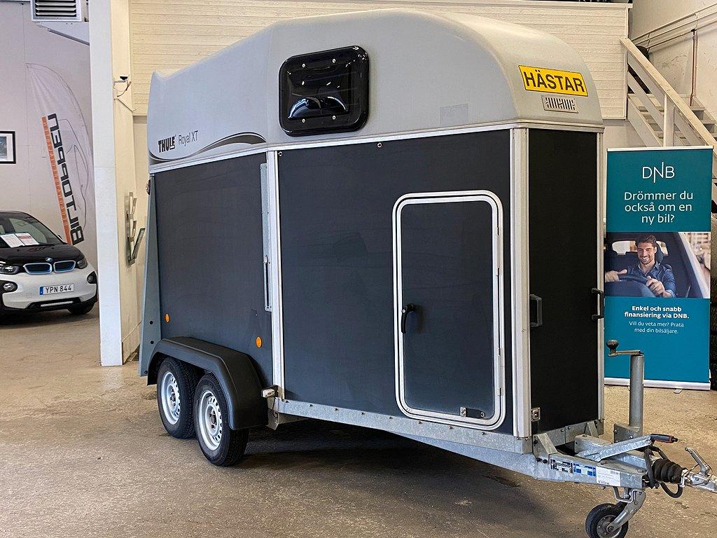 Thule Royal 140 XT Kamera + Sommar&vinterhjul