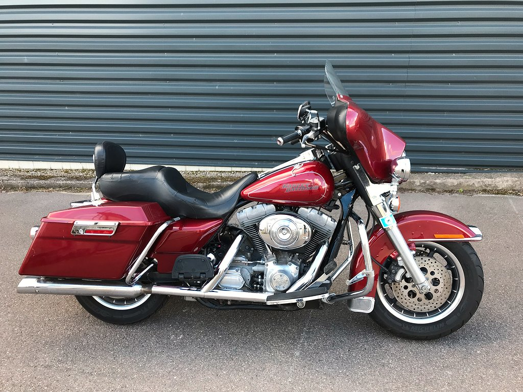 Harley-Davidson FLHTJ