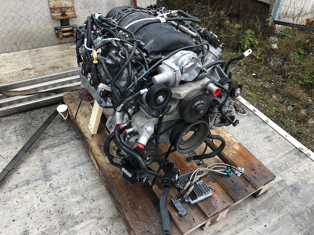 Chevrolet V8 6.2 LS3 430 hk