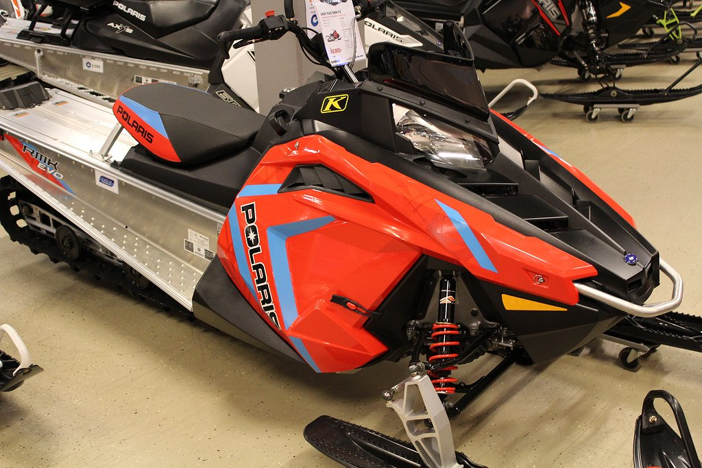 Polaris RMK EVO 550 DEMO