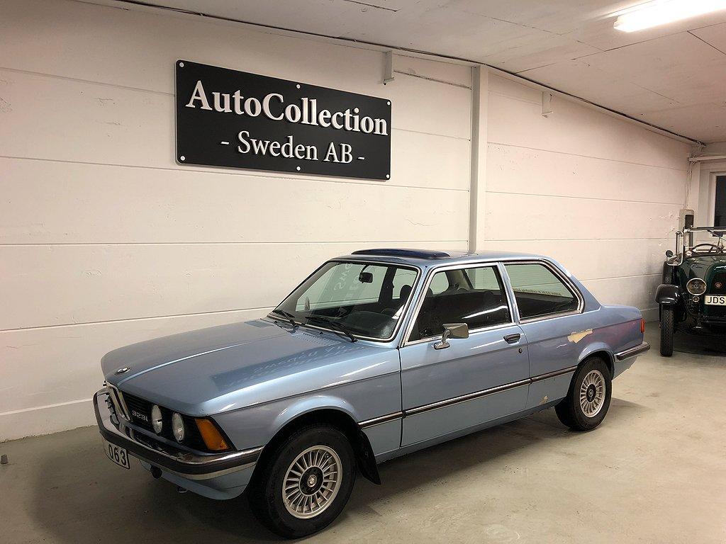 BMW 323 ia E21