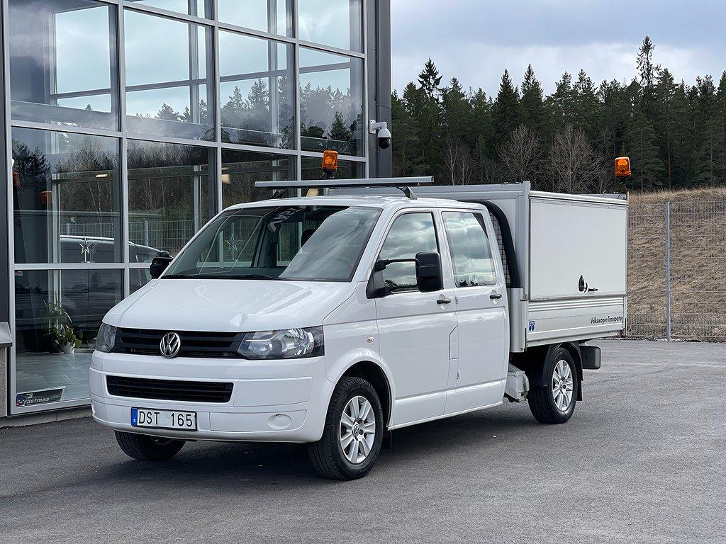 Volkswagen Transporter 2,0TDI 140hk/RESERVERAD