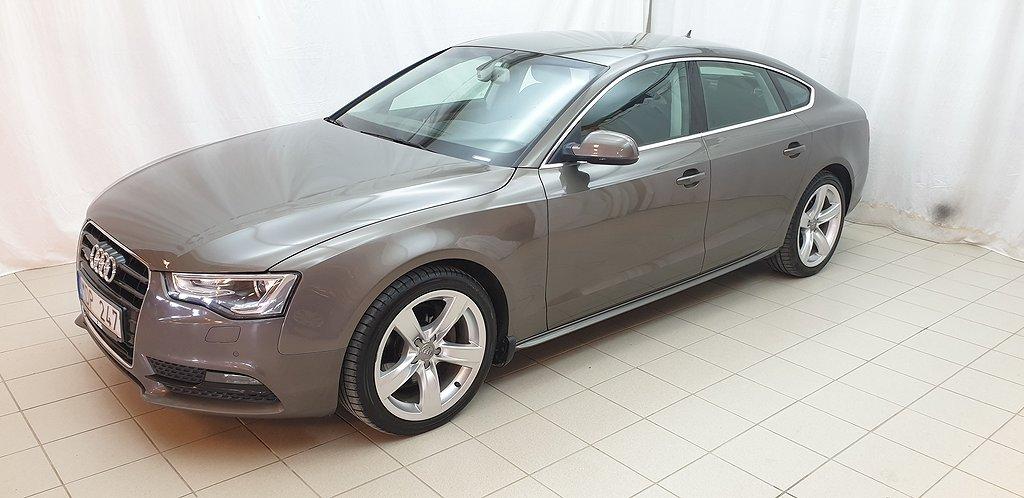 Audi A5 Quattro 3,0 TDI Aut