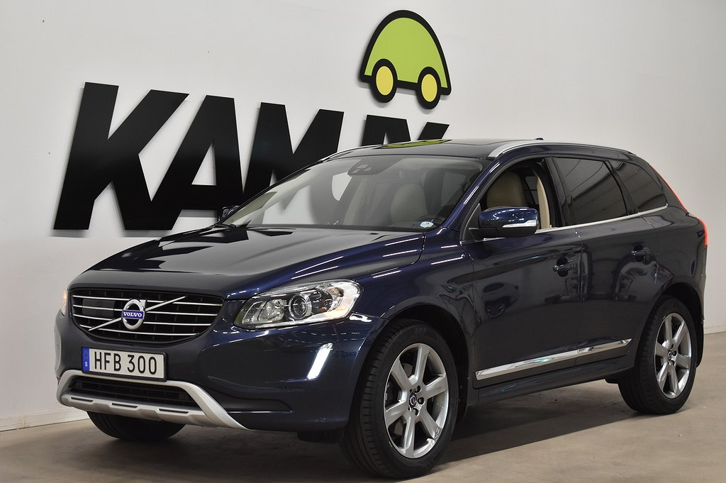 Volvo XC60 D5 AWD | Polestar | Inscription | Navi | 230hk