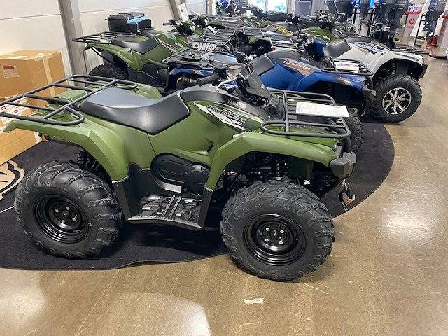 Yamaha Kodiak 450 IRS NYHET