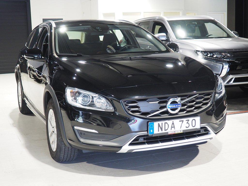 Volvo V60 Cross Country D3 AUT Momentum GPS 150hk 2016