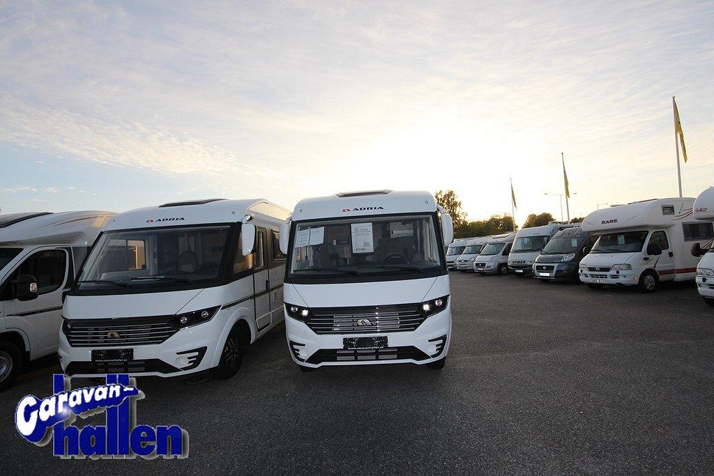 Adria Sonic Plus I 700 SLT - Fiat 6 2,3 150HP 43H