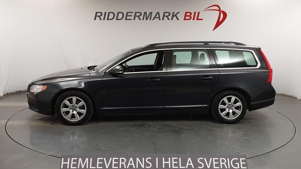 Volvo V70 D2 Momentum Navi Taklucka Drag Välservad 115hk
