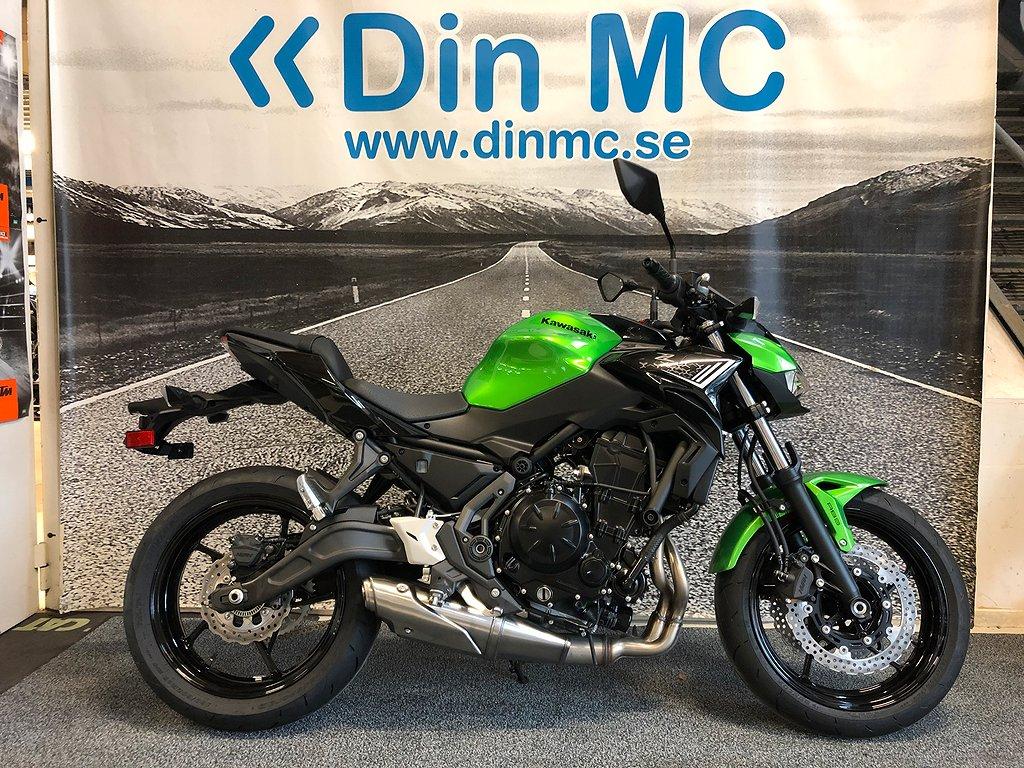 Kawasaki Z650 2020!