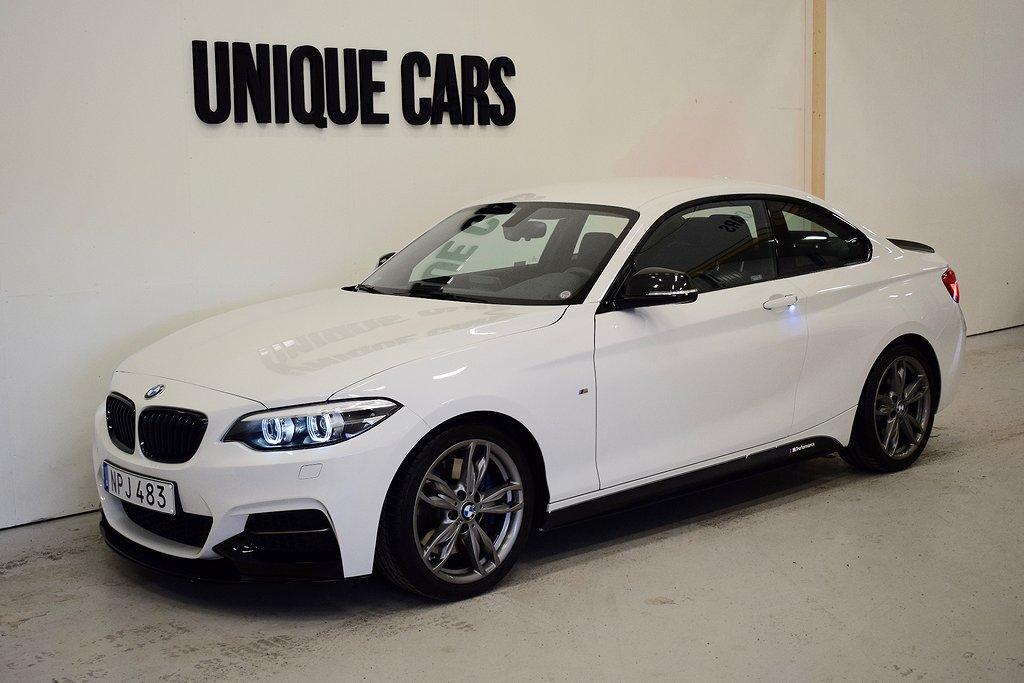 BMW M240 i xDrive Coupé Automat M-Performance 340hk